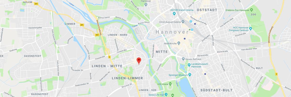 map reupke immobilienmakler hannover